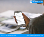 Mobile Applications for Taxi Business