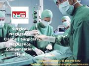 Surgical Negligence Claims   Surgical Negligence Compensation Claim